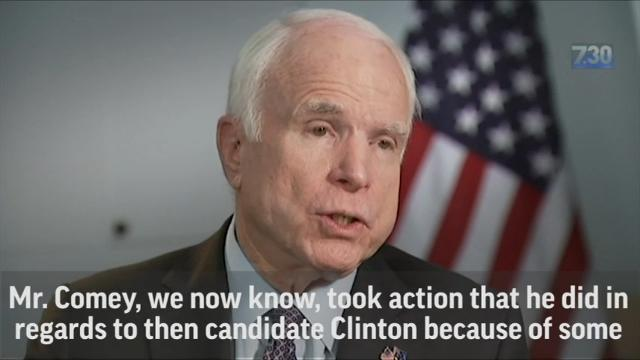 McCain: Putin 'Greatest Challenge We Have'