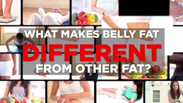 What makes belly fat different from other fat?