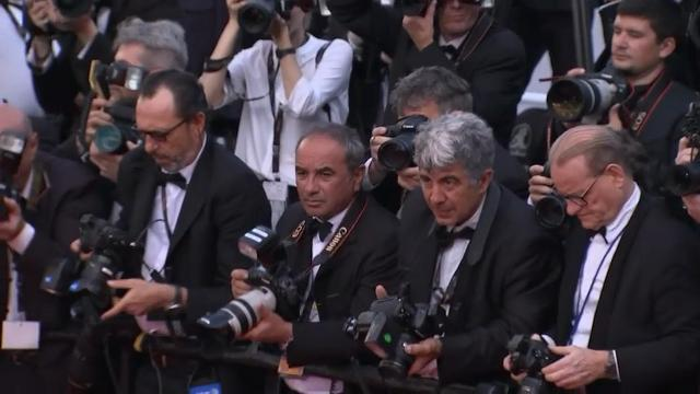 Kidman and Campbell rule the Cannes red carpet