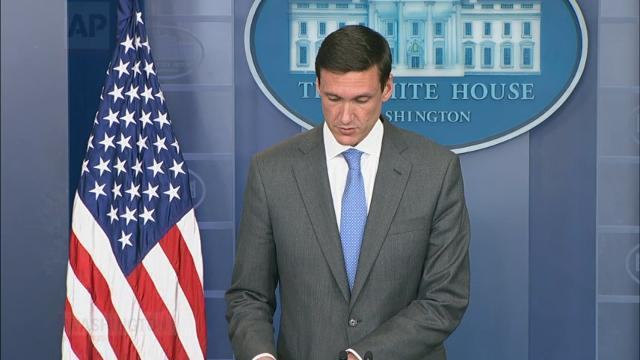 WH: Cyberattack Has Not Affected US Government