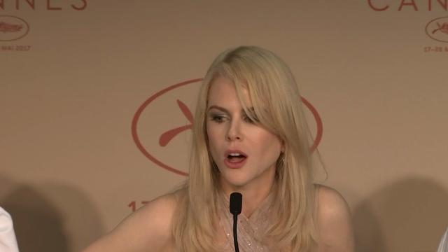 Kidman talks about lack of female influence in the film industry