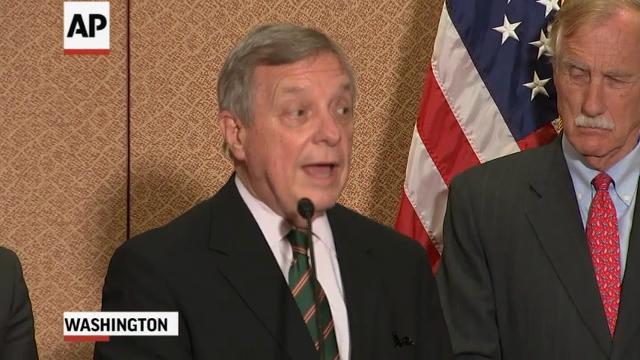 Durbin: Trumpcare will rip away health coverage