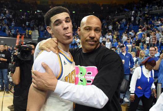 Here are the most outlandish things LaVar Ball has said (this month)