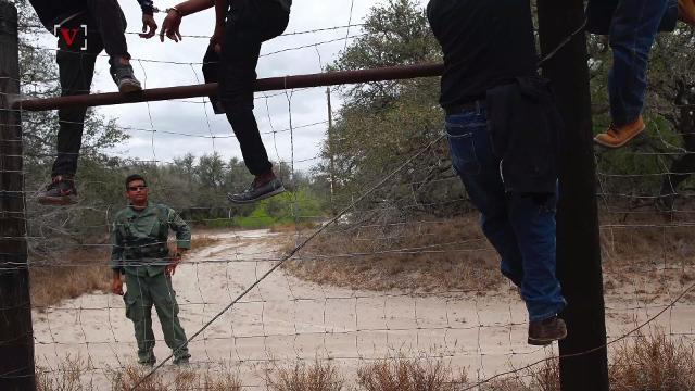 Illegal border crossings dropping while Trump plans border enforcement