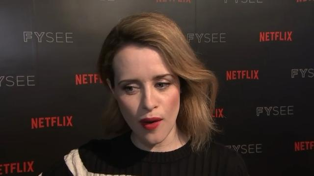 Claire Foy, Matt Smith end their royal turn on 'The Crown'