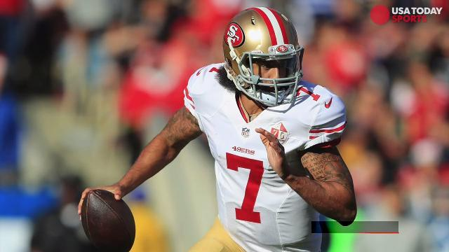 Fans rally for Colin Kaepernick
