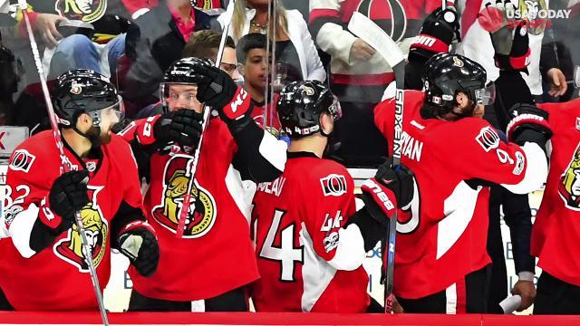 Senators force Game 7 against Penguins