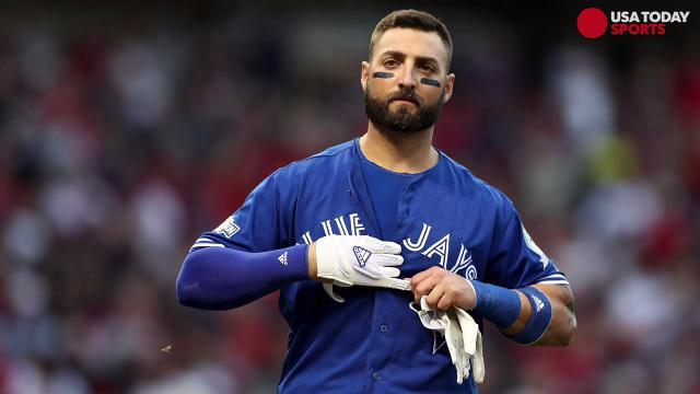 Blue Jays suspend Kevin Pillar for homophobic slur