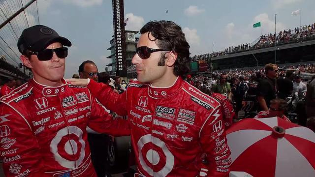 Scott Dixon and Dario Franchitti robbed at gunpoint