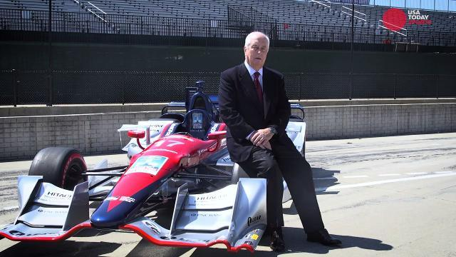 Roger Penske on the Hall of Fame and his love for Detroit
