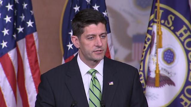 Ryan: Congressional Investigations Will Go On