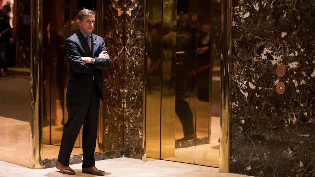 Trump team reportedly knew early on that Flynn was under investigation