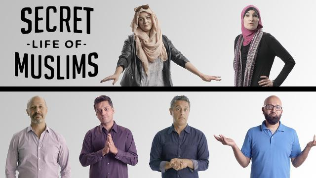 Secret Life of Muslims: Muslims in Hollywood