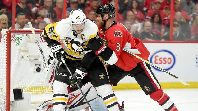 NHL playoffs: What to watch for in Penguins-Senators Game 7