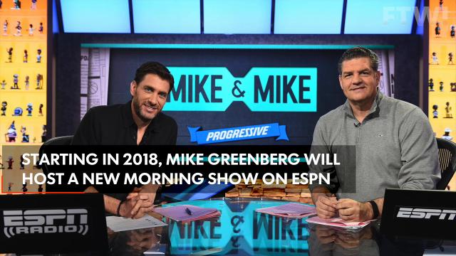 Mike and Mike address their split after 19 years together