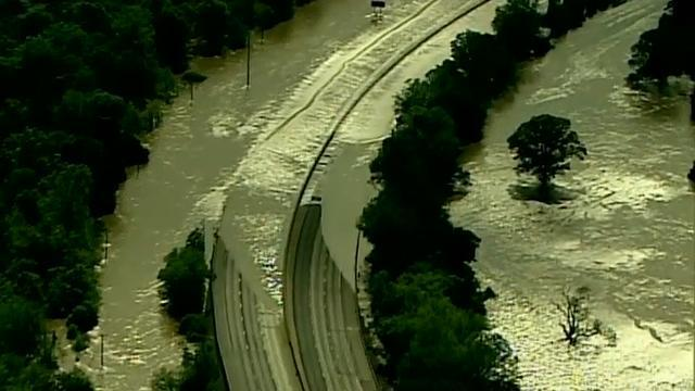 More Rain Headed to Flooded Midwest