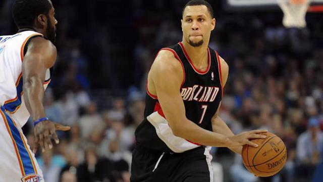 Former NBA All-Star Brandon Roy shot in leg