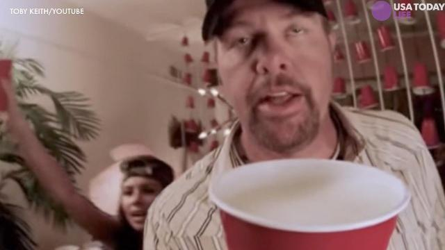 Toby Keith to perform in Saudi Arabia when Trump is there