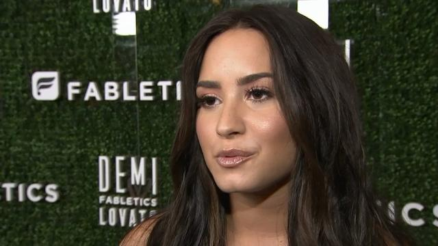 Lovato and Hudson: workout buddies turned business partners