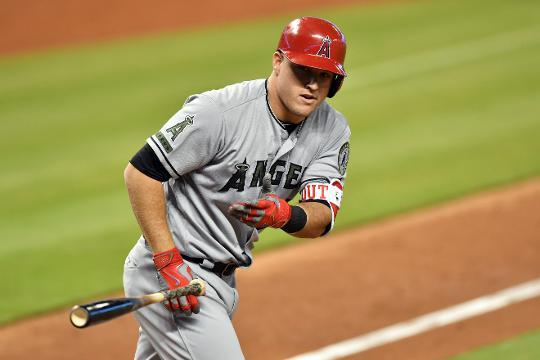 Mike Trout goes on disabled list for first time in career
