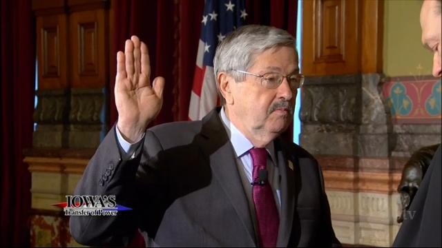 Longtime Iowa Gov. Becomes China Ambassador