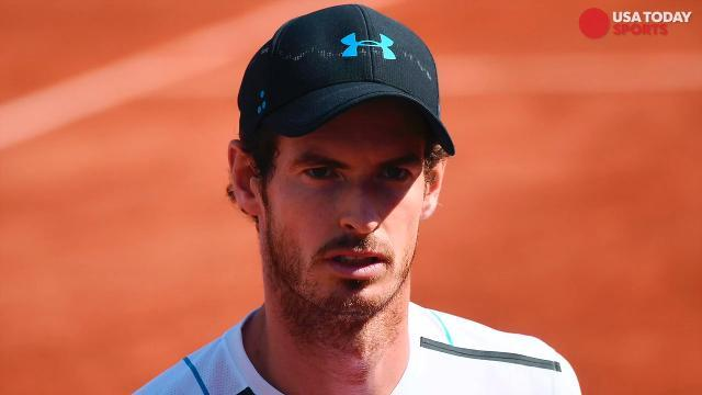 Andy Murray eliminated from French Open
