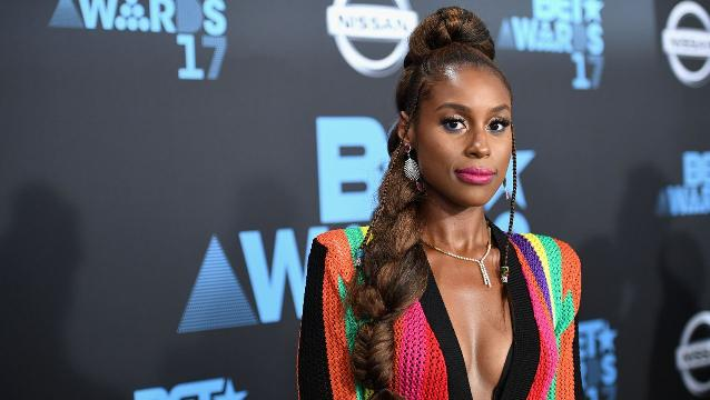 Hot day, cool fashion at the BET Awards