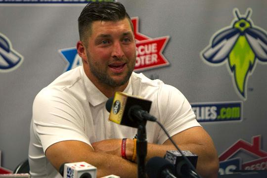 Mets promote Tim Tebow to high-A St. Lucie