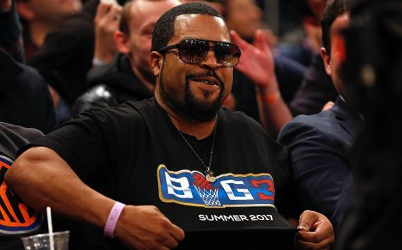 Kobe's last game inspired Ice Cube to start the Big3 league