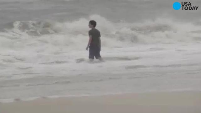 Tropical Storm Cindy claims 10 year-old Boy
