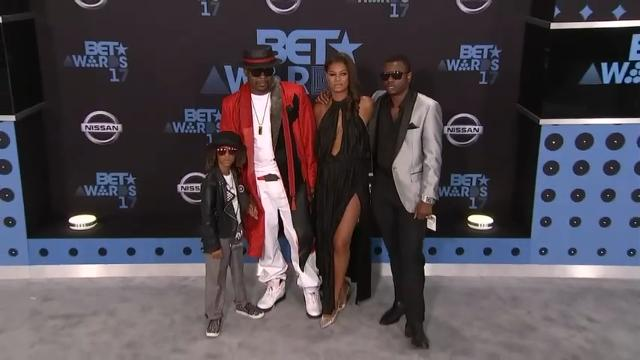 Jamie Foxx, Queen Latifah, Lil Yachty at the BET Awards