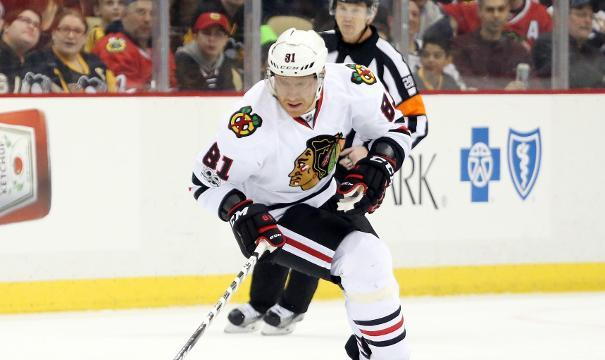 Marian Hossa will miss the upcoming NHL season