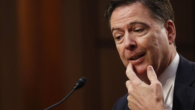 Comey 'stunned' by Trump's Flynn request