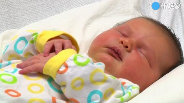 Whoa, baby! 14.4-pound boy born in S.C.
