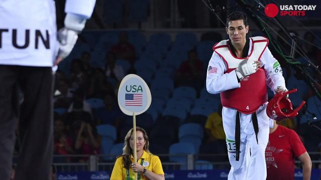 American taekwondo star accused of sexual misconduct