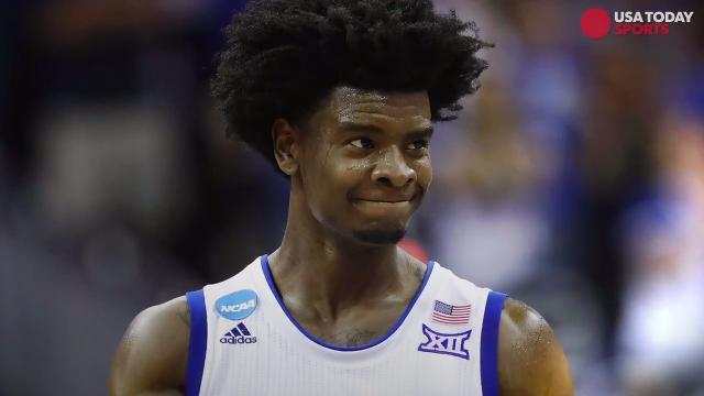 NBA Draft: Josh Jackson explains what sets him apart