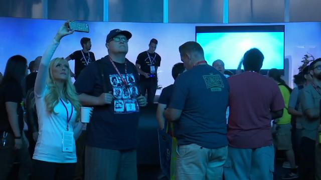 Thousands Flock to E3 Gaming Expo in Los Angeles