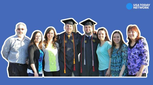 How these parents put 6 kids through college debt-free