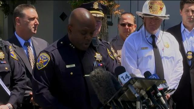 SF Police: Shooter Armed with Assault Pistol