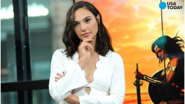 How much did Gal Gadot get paid for 'Wonder Woman?'