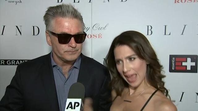 Alec Baldwin and wife discuss renewing their vows