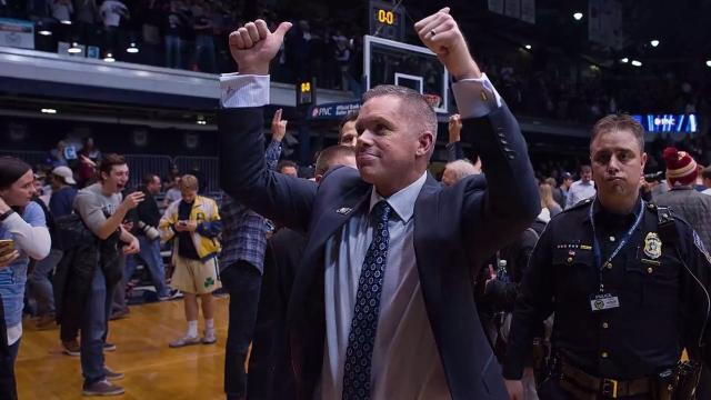 Ohio State hiring Chris Holtmann as basketball coach
