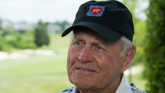 Jack Nicklaus talks about Jordan Spieth