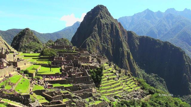 Machu Picchu is a man-made wonder you can't miss