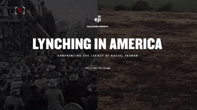 The history of lynching in America is now online