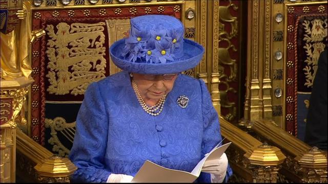 Queen Elizabeth Speaks About Exit From E.U.