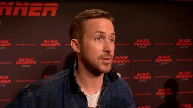 Gosling on 'Blade Runner 2049': 'Things got a lot worse'