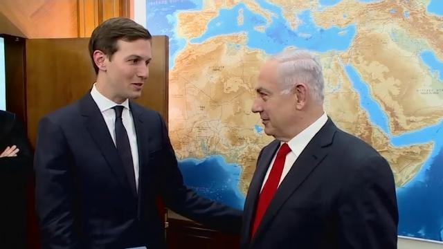 Kushner Meets Netanyahu For Mideast Talks