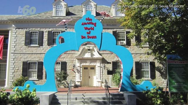Dr. Seuss Museum is as magical as the author himself