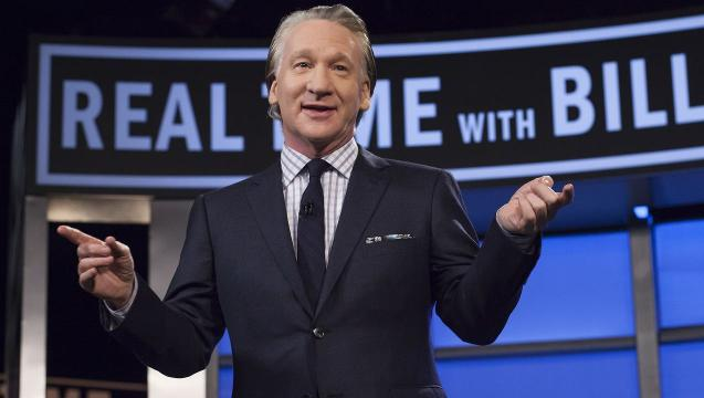 Maher says it's time for Trump to get help: Punchlines